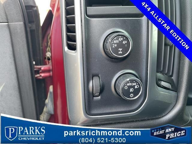 2014 Chevrolet Silverado 1500 Double Cab 4x4, Pickup #7R2033 - photo 16
