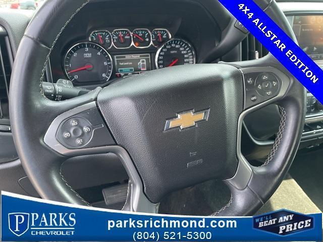 2014 Chevrolet Silverado 1500 Double Cab 4x4, Pickup #7R2033 - photo 17