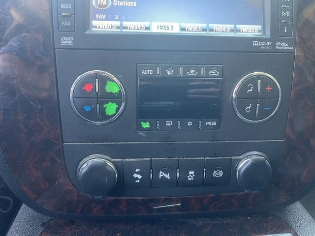 2013 Sierra 2500 Crew Cab 4x4,  Pickup #7R2089A - photo 19
