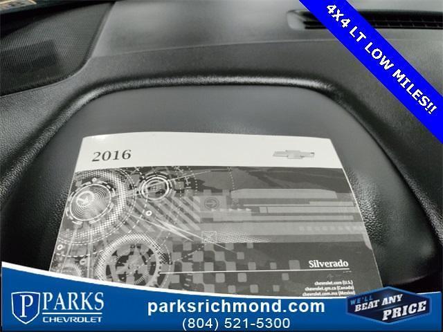 2016 Silverado 1500 Crew Cab 4x4,  Pickup #7R2095 - photo 38