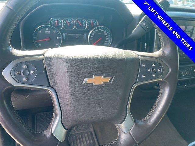 2016 Chevrolet Silverado 1500 Crew Cab 4x4, Pickup #9R1835A - photo 16