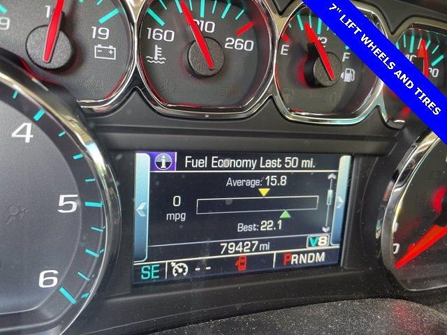 2016 Chevrolet Silverado 1500 Crew Cab 4x4, Pickup #9R1835A - photo 17