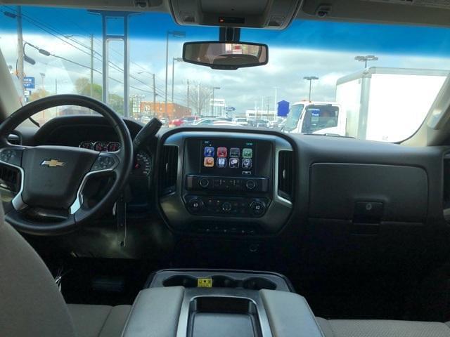2016 Chevrolet Silverado 1500 Crew Cab 4x4, Pickup #9R1835A - photo 26