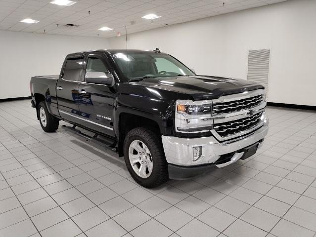 2016 Chevrolet Silverado 1500 Crew Cab 4x4, Pickup #9R1945 - photo 7