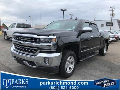 2016 Chevrolet Silverado 1500 Crew Cab 4x4, Pickup #9R1945 - photo 1