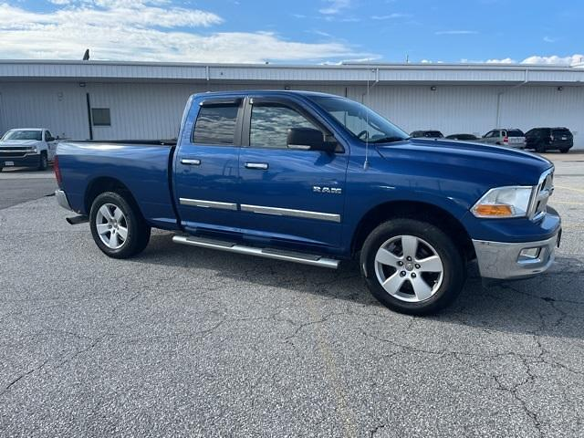 2009 Ram 1500 Extended Cab 4x4,  Pickup #9R2048A - photo 3