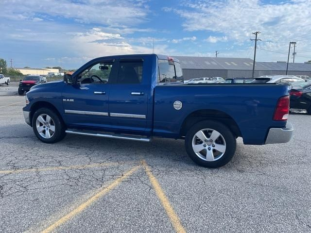 2009 Ram 1500 Extended Cab 4x4,  Pickup #9R2048A - photo 8
