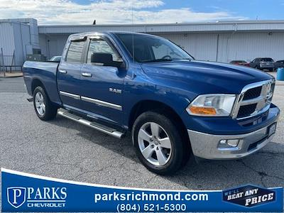 2009 Ram 1500 Extended Cab 4x4,  Pickup #9R2048A - photo 1