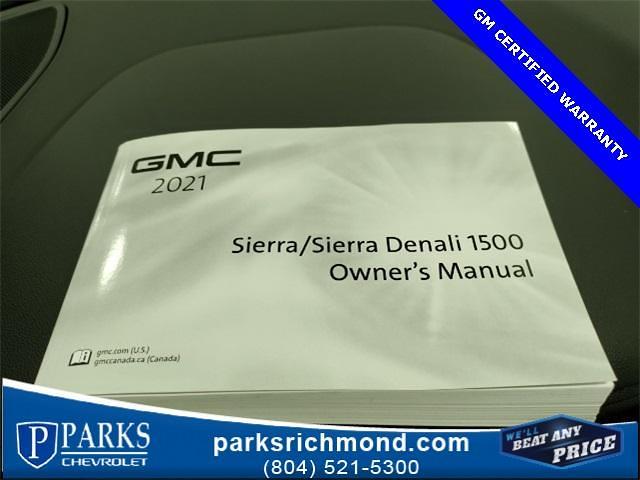 2021 Sierra 1500 Crew Cab 4x4,  Pickup #9R2061 - photo 52