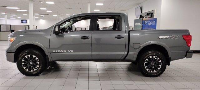 2019 Titan Crew Cab 4x4,  Pickup #9R2120 - photo 4