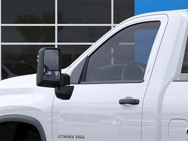 2021 Chevrolet Silverado 2500 Regular Cab 4x4, Pickup #FK1056 - photo 10