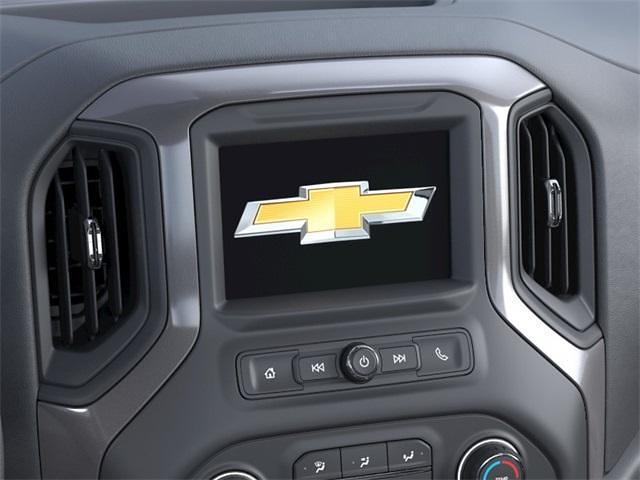 2021 Chevrolet Silverado 2500 Regular Cab 4x4, Pickup #FK1056 - photo 17