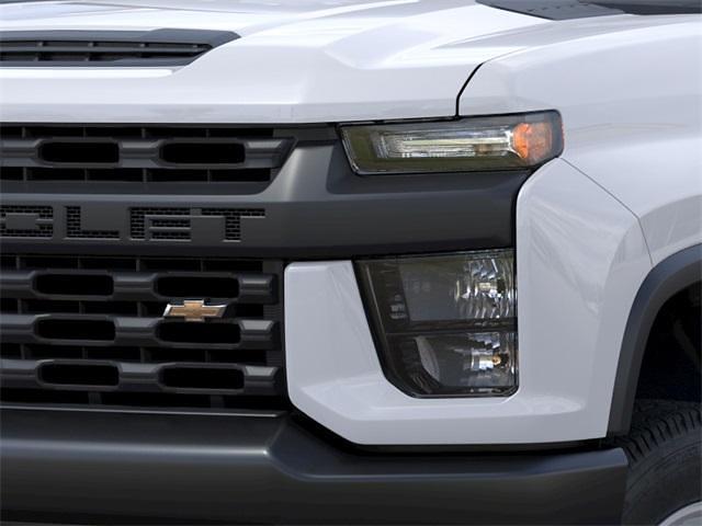 2021 Chevrolet Silverado 2500 Regular Cab 4x4, Pickup #FK1056 - photo 8