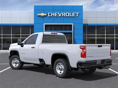 2021 Chevrolet Silverado 2500 Regular Cab 4x4, Pickup #FK1056 - photo 4