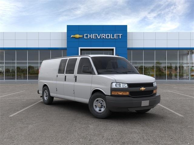 2019 Chevrolet Express 3500 RWD, Empty Cargo Van #FR0363X - photo 1