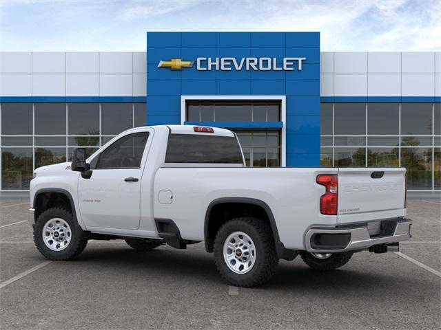 2020 Chevrolet Silverado 3500 Regular Cab 4x4, Pickup #FR1197X - photo 4