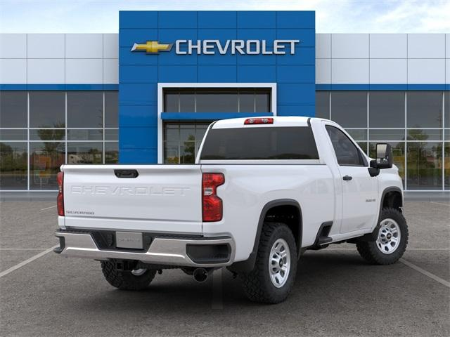 2020 Chevrolet Silverado 3500 Regular Cab 4x4, Pickup #FR1197X - photo 2