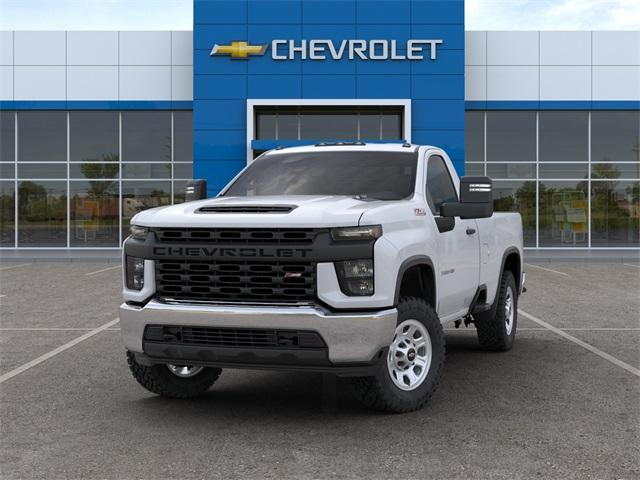 2020 Chevrolet Silverado 3500 Regular Cab 4x4, Pickup #FR1197X - photo 6