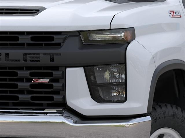 2020 Chevrolet Silverado 3500 Regular Cab 4x4, Pickup #FR1197X - photo 8