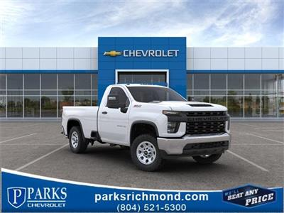 2020 Chevrolet Silverado 3500 Regular Cab 4x4, Pickup #FR1197X - photo 1