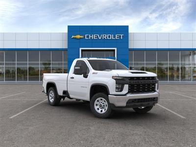 2020 Chevrolet Silverado 3500 Regular Cab 4x4, Pickup #FR1197X - photo 16