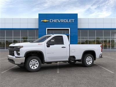 2020 Chevrolet Silverado 3500 Regular Cab 4x4, Pickup #FR1197X - photo 3