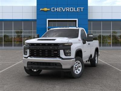 2020 Chevrolet Silverado 3500 Regular Cab 4x4, Pickup #FR1197X - photo 21