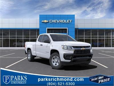2021 Chevrolet Colorado Extended Cab 4x4, Pickup #FR1252 - photo 1