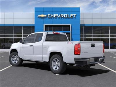 2021 Chevrolet Colorado Extended Cab 4x4, Pickup #FR1252 - photo 4