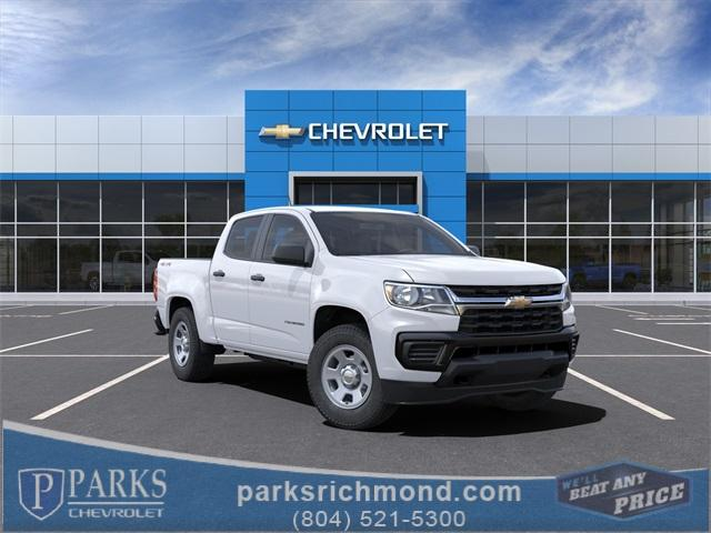 2021 Chevrolet Colorado Crew Cab 4x4, Pickup #FR1378 - photo 1