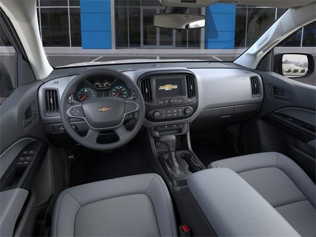 2021 Chevrolet Colorado Crew Cab 4x4, Pickup #FR1378 - photo 12