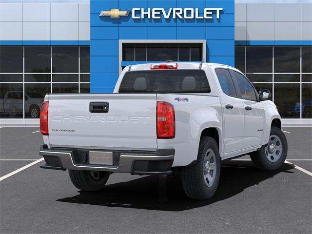 2021 Chevrolet Colorado Crew Cab 4x4, Pickup #FR1378 - photo 2