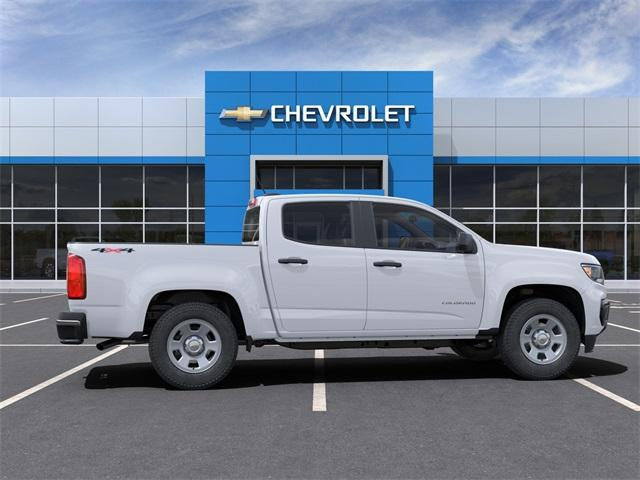 2021 Chevrolet Colorado Crew Cab 4x4, Pickup #FR1378 - photo 5