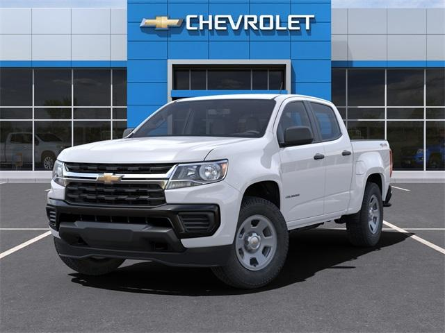 2021 Chevrolet Colorado Crew Cab 4x4, Pickup #FR1378 - photo 6