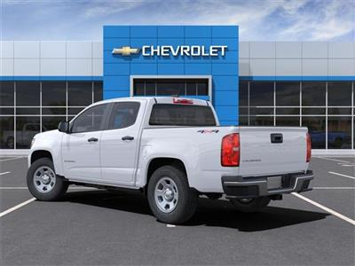 2021 Chevrolet Colorado Crew Cab 4x4, Pickup #FR1378 - photo 4