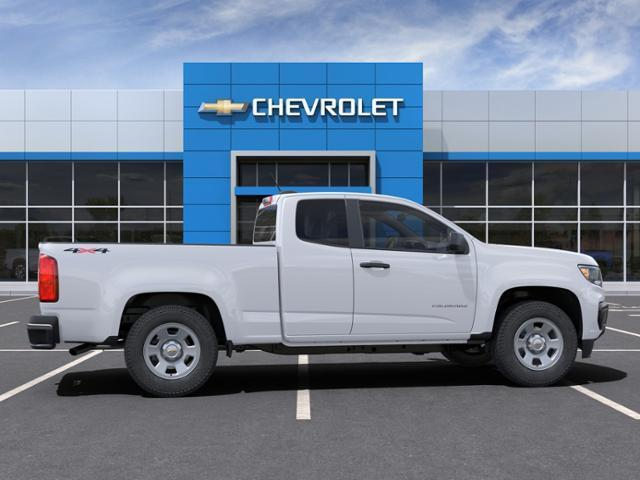 2021 Chevrolet Colorado Extended Cab 4x4, Pickup #FR1578 - photo 25