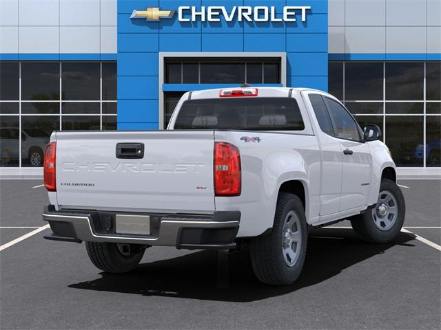 2021 Chevrolet Colorado Extended Cab 4x4, Pickup #FR1578 - photo 2