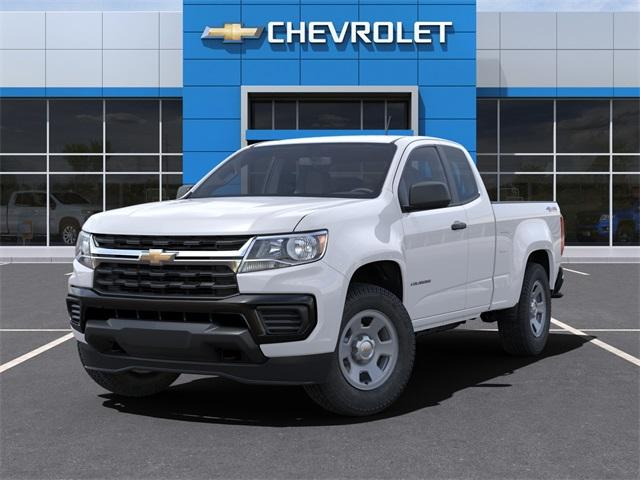 2021 Chevrolet Colorado Extended Cab 4x4, Pickup #FR1578 - photo 6