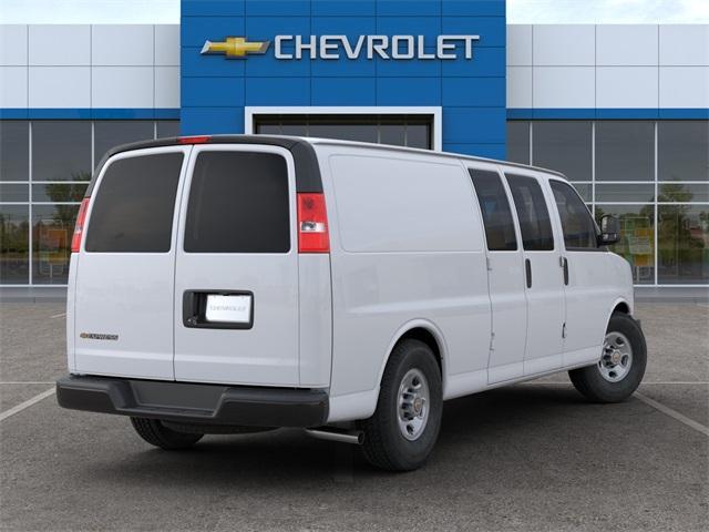 2020 Chevrolet Express 2500 RWD, Empty Cargo Van #FR1693 - photo 1