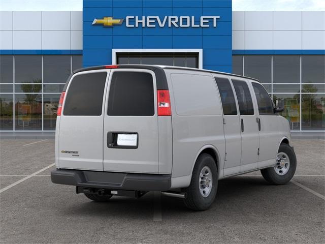 2019 Chevrolet Express 2500 RWD, Empty Cargo Van #FR2159X - photo 1