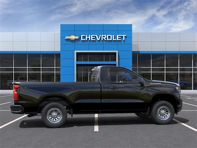 2021 Chevrolet Silverado 1500 Regular Cab 4x2, Pickup #FR2362 - photo 5