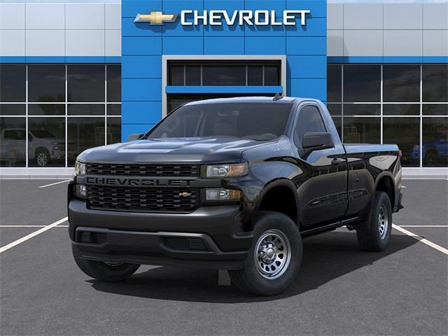 2021 Chevrolet Silverado 1500 Regular Cab 4x2, Pickup #FR2362 - photo 6