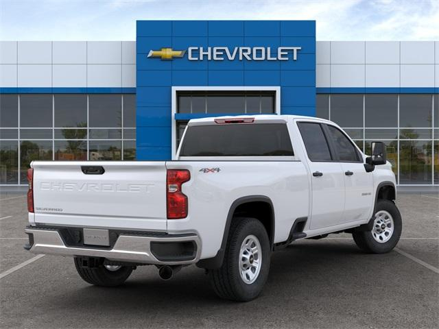 2020 Chevrolet Silverado 3500 Crew Cab 4x4, Pickup #FR3082X - photo 2