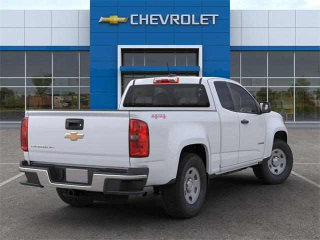2020 Chevrolet Colorado Extended Cab 4x4, Pickup #FR3128 - photo 2