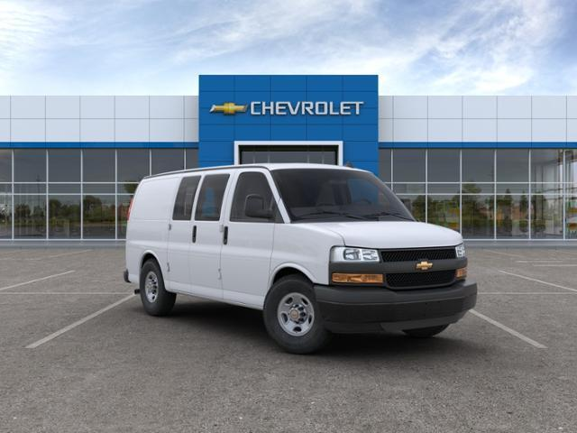 2020 Chevrolet Express 3500 RWD, Empty Cargo Van #FR3191X - photo 16