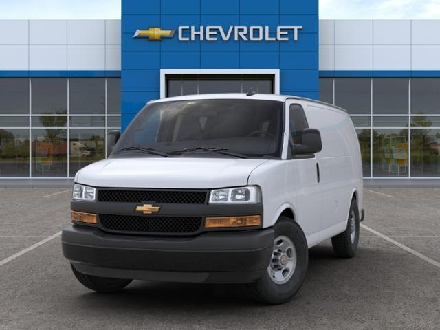2020 Chevrolet Express 3500 RWD, Empty Cargo Van #FR3191X - photo 21