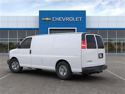2020 Chevrolet Express 3500 RWD, Empty Cargo Van #FR3191X - photo 4