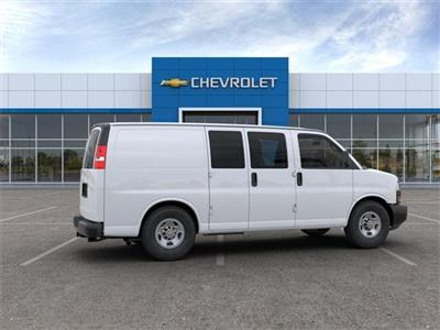 2020 Chevrolet Express 3500 RWD, Empty Cargo Van #FR3191X - photo 5