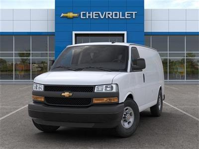2020 Chevrolet Express 3500 RWD, Empty Cargo Van #FR3191X - photo 6