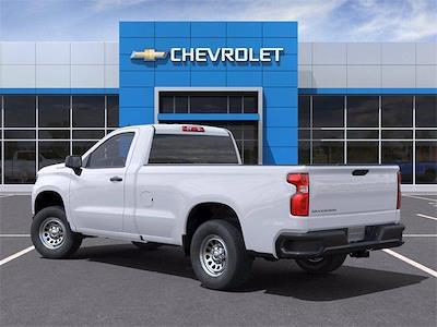 2021 Chevrolet Silverado 1500 Regular Cab 4x2, Pickup #FR3236 - photo 4